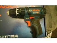 Bosch 12v drill