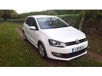 VW POLO for sale, 37000 miles, 1x owner, 1x dent