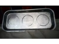 Blue point magnetic tray