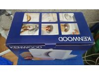 Kenwood electric food slicer