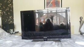 Samsung 40 inch tv good working order £150.00