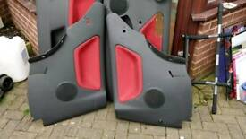 Polo 6n2 GTI door cards and rear panels