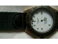 Broken watches spaires or repairs