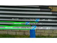 Fishing maver carp elite 2 14.5m pole