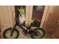 Boys Ben 10 bike for sale