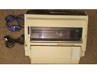 Oki Microline 395 24 pin dot matrix printer