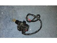 1992 honda cbr900 ignition switch with key.