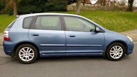 Honda Civic 1.6 i-VTEC Executive Hatchback 5dr
