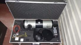 Telescope celestron never used with accessories and hard case £250 ono