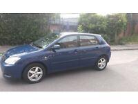Toyota Corolla 2.0 Diesel Blue 5dr