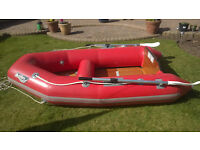 Inflatable Dinghy Achilles LS-230 Hypalon Rubber not PVC not AVON Best Buy