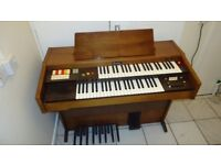 ELECTRIC ORGAN PERFECT WORKING ORDER