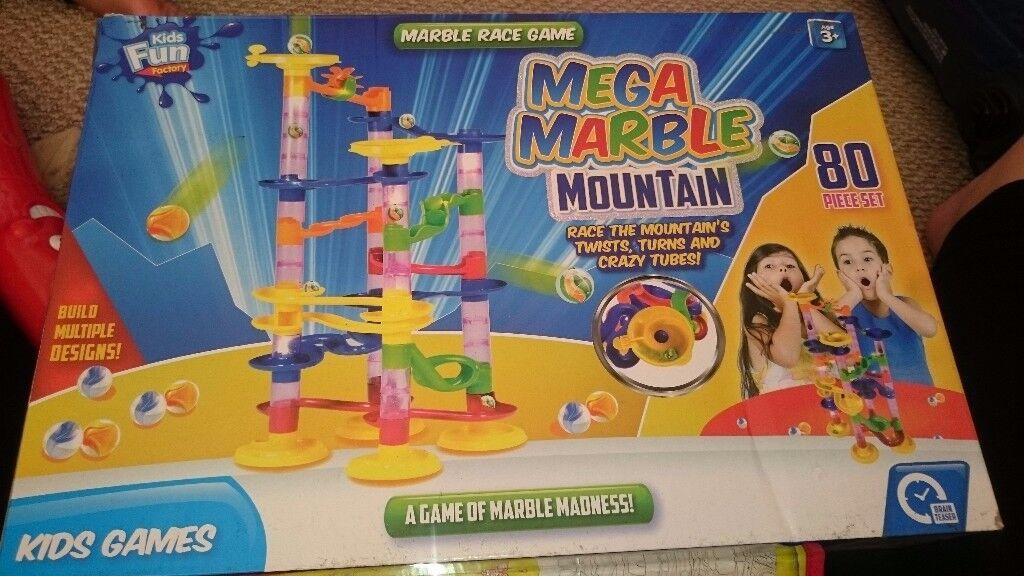 Meg marble mountain
