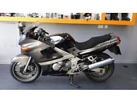 Kawasaki ZZR 600, 2000 with 21700mil - One owner