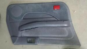 drivers side front door panel from 1991 toyota Cressida