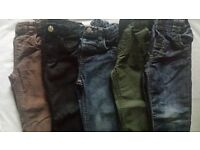 Bundle of Boy's Trousers 18 - 24 Months