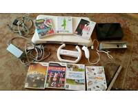 Wii console /board /games