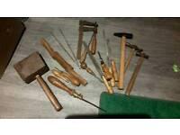 Tools etc