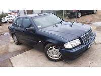 LHD Mercedes C200 CDi DIESEL with A/C , we have more left hand drive ---15 cheap cars on stock---