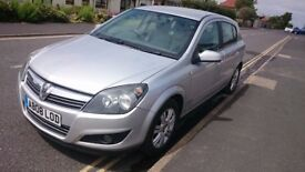 2008 VAUXHALL ASTRA 1.6 Petrol Manual 3 MONTHS WARRANTY