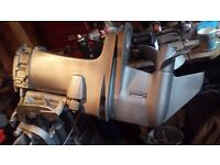 Mercury Mariner Power tilt Assembly Possible Swap