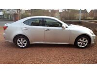06 Plate Lexus IS 220d 4 Door Saloon...Low Mileage...MOT 1 Year