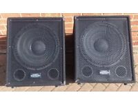 Kam Bass Bins (Please text me if you are interested - Thanks)