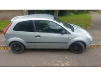 Ford Fiesta 2004 1.4 Flame 97000 Miles