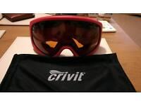 Crivit ski goggles
