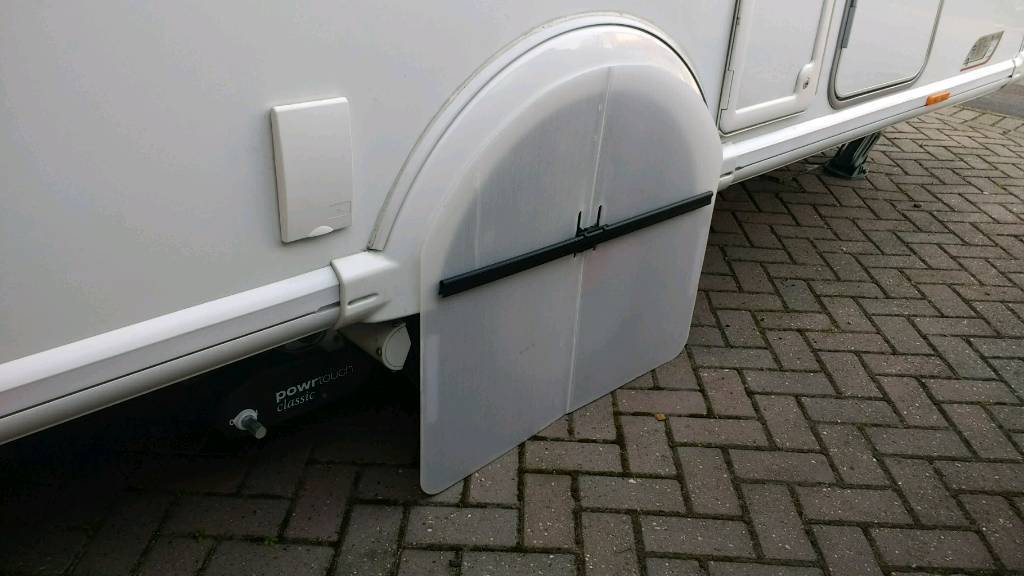 Wheel Arch Cover For Caravan In Chandlers Ford