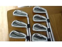 MIZUNO MP54 FORGED IRONS.