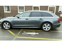 Audi A6 alloys and tyres