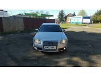 Audi A6 C6 Avant 2.0Tdi SE MMI colour Sat nav Good car