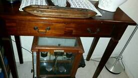 A lovely hall side table