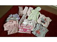 Girls 0-18 months clothes