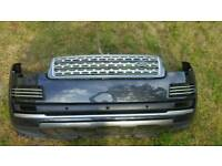 RANGE ROVER / LAND ROVER-- VOGUE -- *** FRONT BUMPER *** Fits 2013 - 2017 -- FREE DELIVERY TO UK
