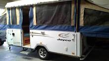 Jayco swan 2009 O'Connor Fremantle Area Preview