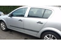 Vauxhall astra 1.4 life for swop