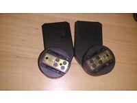 Quinny Zapp/ Zapp Xtra adapters for Maxi cosi car seat