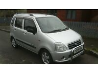 Wagon r 1.4 54 plate 12 months mot drives as it should low miles good condition