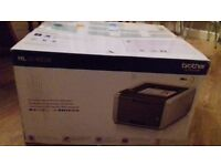 Brother HL-3140CW Wireless LED Network Printer - Colour