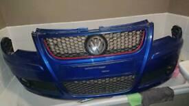 Gti front bumper