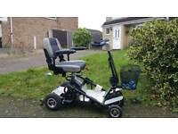 Quingo Air mobilty scooter