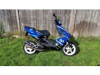 Yamaha Aerox YQ100 100cc