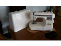 BROTHER ELECTRIC SEWING MACHINE ( PS-31) FULL WORKING ORDER