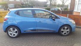 Renault Clio TCE Eco Dynamique Media Nav