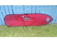 7' surfboard bag