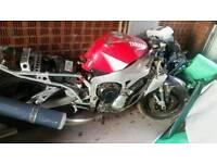 R1 motorbike spares or repairs