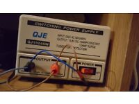 QJE QJ 1924 SW power supply