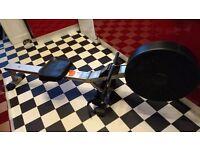 Rowing Machine, V-fit, Artemis II Air Power